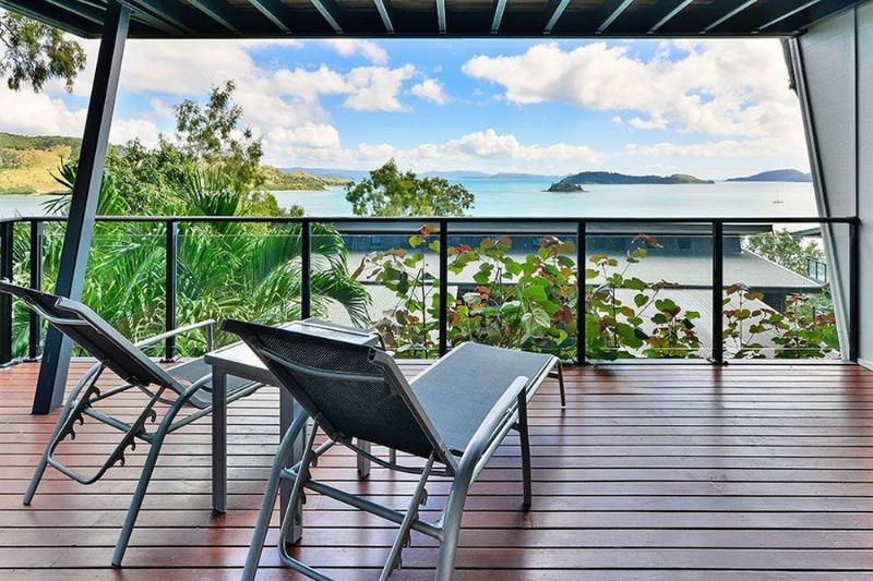 Balcony - Shorelines 09 - Hamilton Island - rentals