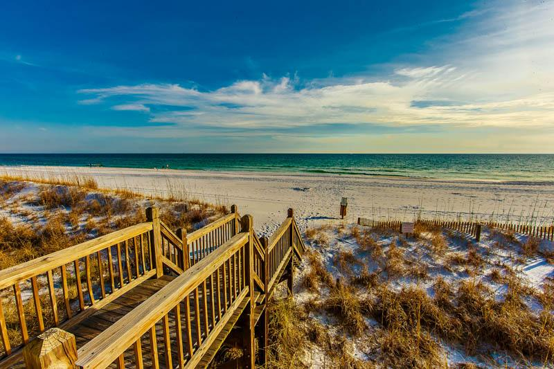 Beautiful Beach Views! - tSurfin'Sea: Beach Front! 5 Bdrm, Private Pool! - Miramar Beach - rentals