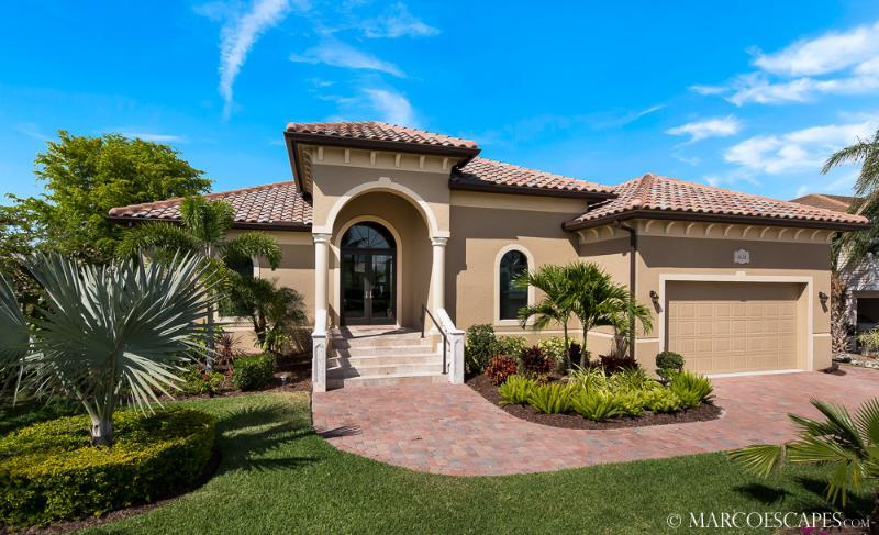 RAINBOW ISLE - All New Island Estate Built in December 2014 !! - Image 1 - Marco Island - rentals