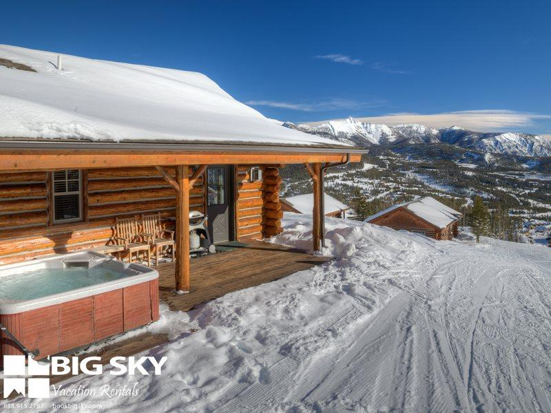 Big Sky Moonlight Basin | Cowboy Heaven Cabin 11 Cabin Hollow - Image 1 - Big Sky - rentals