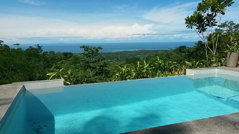 Look at that view! - Eco Retreat - Ultimate Privacy - Oceanview, River - Uvita - rentals