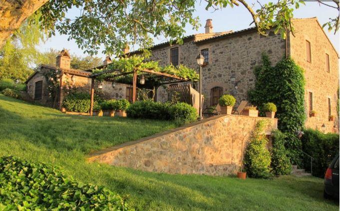 Country Home on the Tuscany Umbria Border - La Cappella dell'Alfina - 12 - Image 1 - Acquapendente - rentals