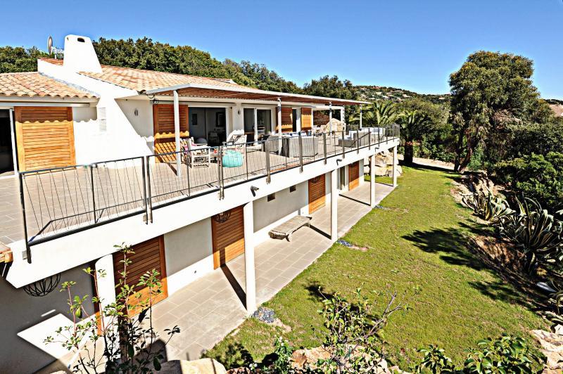 Contemporary Villa on Corsica near Beach and Porto Vecchio   - Villa Victoria - Image 1 - Porto-Vecchio - rentals