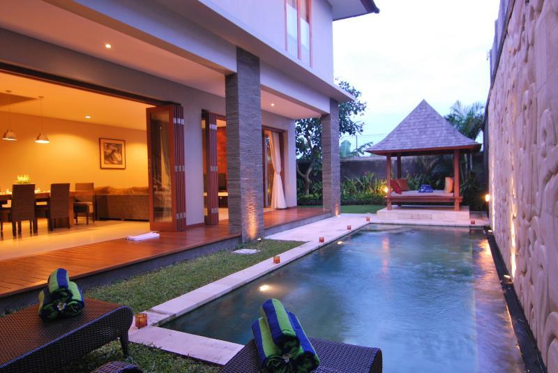 Modern luxury 2 BR villa, Seminyak - Image 1 - Seminyak - rentals