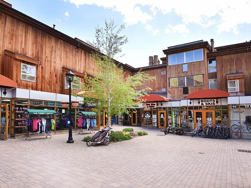 Lionshead Center 207 - Image 1 - Vail - rentals