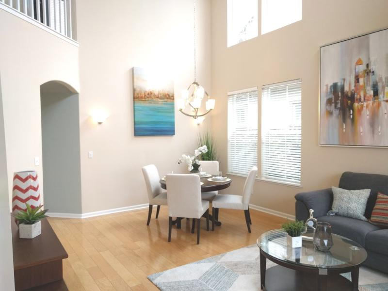 Furnished 3-Bedroom Home at E Duane Ave & Morse Ave Sunnyvale - Image 1 - Sunnyvale - rentals
