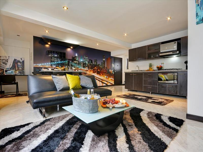 New York Suite Near Nightlife - Image 1 - Medellin - rentals
