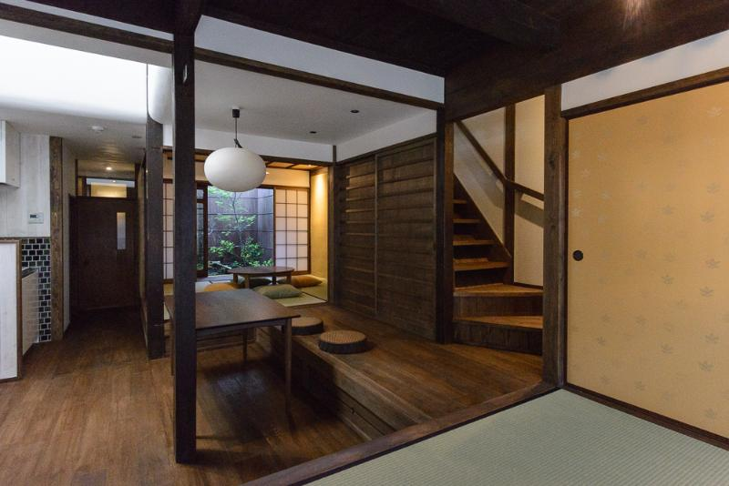 Tachibana-an - NEW!! Charming Machiya/ 2 min from Imperial Palace - Kyoto - rentals