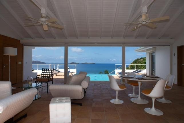 Villa Parsifal St Barts Rental Villa Parsifal - Image 1 - Gouverneur - rentals
