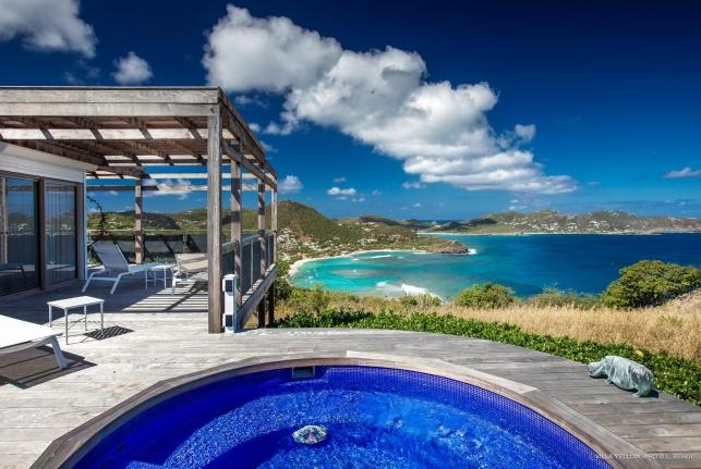 Villa Yellow Bird St Barts Rental Villa Yellow Bird - Image 1 - Saint Barthelemy - rentals