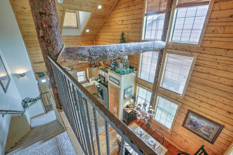 Deer Creek Cabin @ Grand Mountain - Image 1 - Branson - rentals