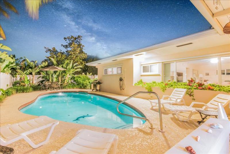 1: Terra-Mar-By-The-Sea: 5 Min Walk to Ocean: Heated, Salt Water Pool - Image 1 - Pompano Beach - rentals