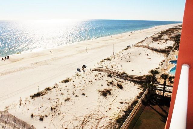 A Beachfront Getaway (Westwind #703) - Image 1 - Gulf Shores - rentals