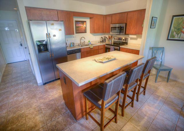 Comfortable and Spacious Ground-Floor 1-Bedroom Condo - Image 1 - Kihei - rentals