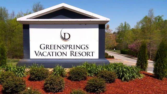 2 bedroom suite, Greensprings Vacation Resort - Image 1 - Williamsburg - rentals