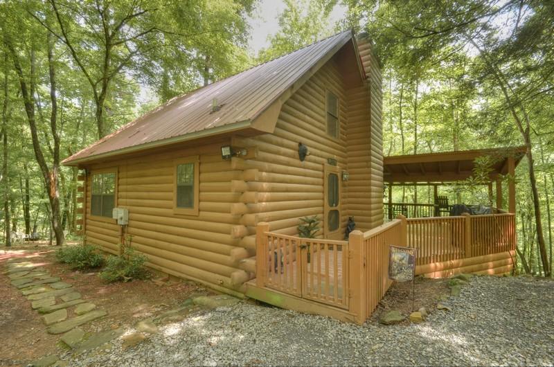 Crooked Creek Cabin - Crooked Creek Cabin Blue Ridge/Ellijay Sleeps 6 - Ellijay - rentals