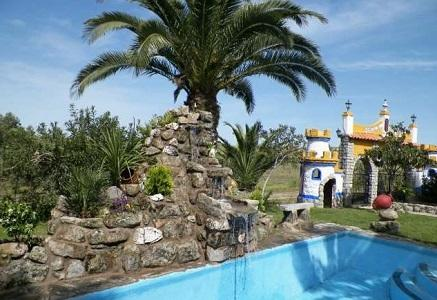 "Lovely, cozy rural ""Cortijo"" in an idyllic natural environment in Extremadura - Image 1 - La Haba - rentals"