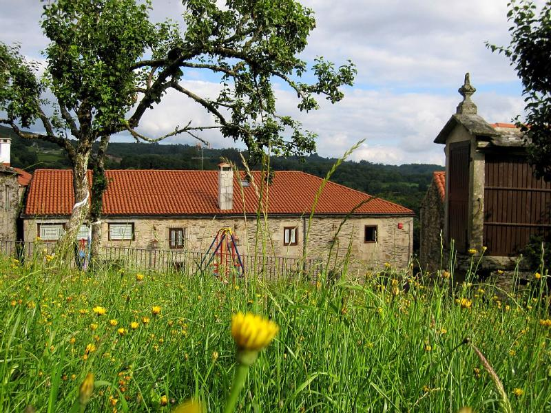 Peaceful rural stone house in countryside - Image 1 - Forcarei - rentals