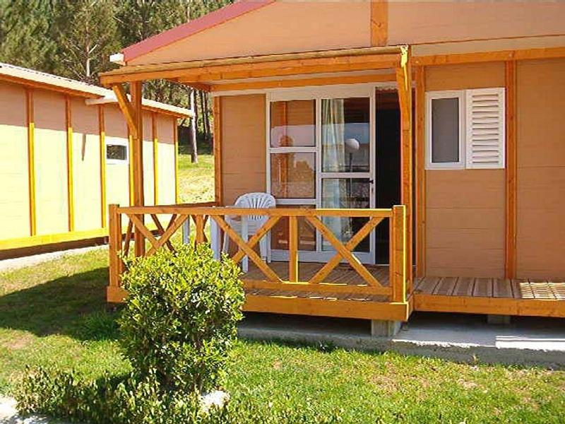 Cozy, charming bungalows with swimming pool near the beach - Image 1 - Carballo - rentals