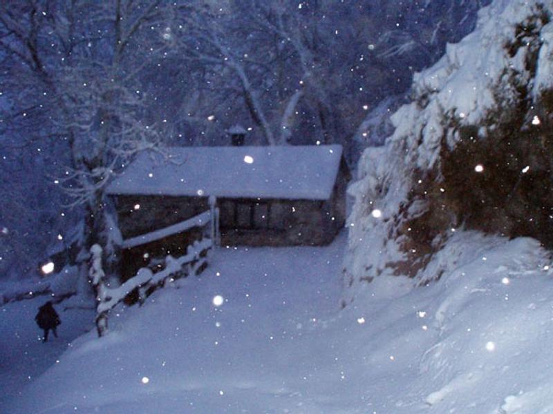 Charming, cozy mountain home in Ribeira Sacra - Image 1 - Pobra do Brollon - rentals