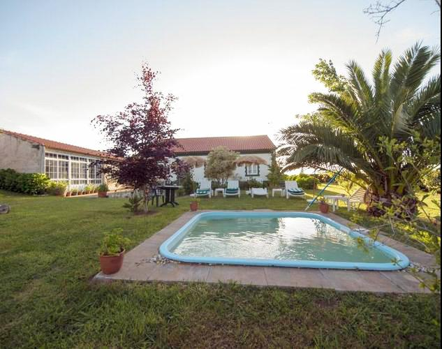 Beautiful, cozy holiday home with swimming pool near the beach - Image 1 - Noalla - rentals