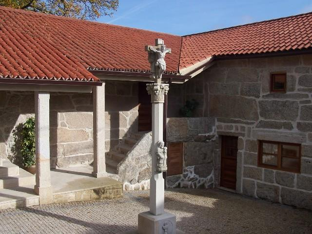 Lovely stone villa with swimming pool on Rías Baxas - Image 1 - Moscoso - rentals