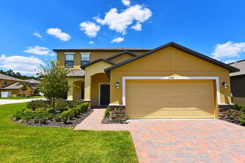 6Bd/4Bth Pool Hm w/Spa,Game Rm & WIFI - Frm$140/nt - Image 1 - Orlando - rentals