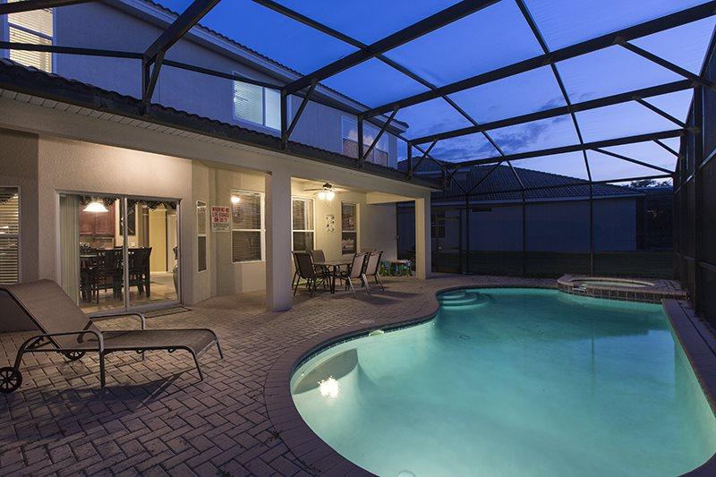 Windsor Shine | 6 Bed Pool Home with Games Room, Themed Bedooms and Upgrades Throughout - Image 1 - Four Corners - rentals