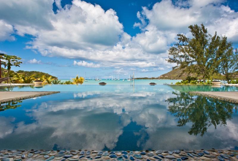 Sand Castle Beach House - Image 1 - Jolly Harbour - rentals