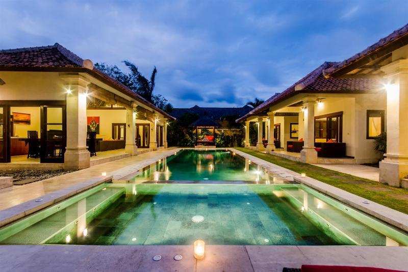 4 Bedrooms - Villa Santi - Central Seminyak - Image 1 - Seminyak - rentals