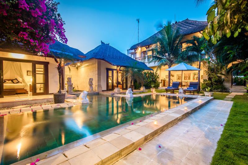 3 Bedrooms - Villa Arjuna - Central Seminyak - Image 1 - Seminyak - rentals