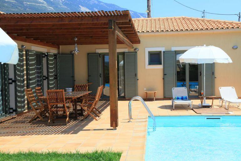 Villa Nora 1020 - Image 1 - Vlachata - rentals