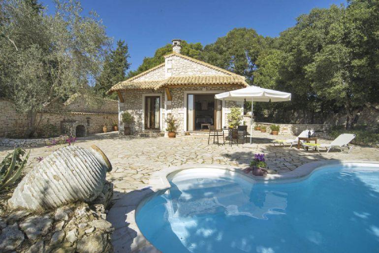 Villa Nionios 1033 - Image 1 - Paxos - rentals
