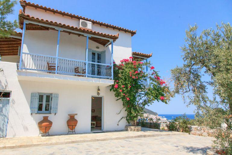 Villa Ourania 1491 - Image 1 - Potami - rentals