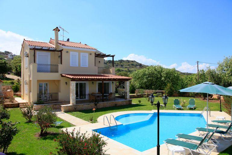 Villa Ikaros 1600 - Image 1 - Gerani - rentals