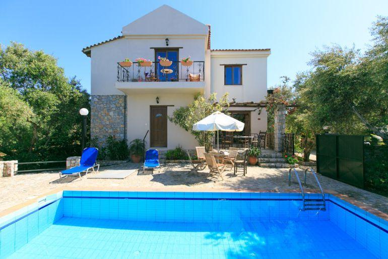 Villa Tzina 1604 - Image 1 - Tavronitis - rentals