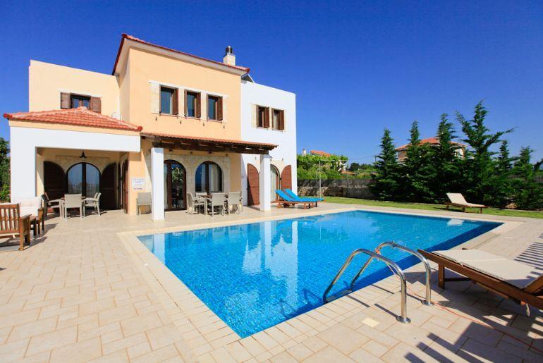 Villa Eva 1613 - Image 1 - Kefalas - rentals