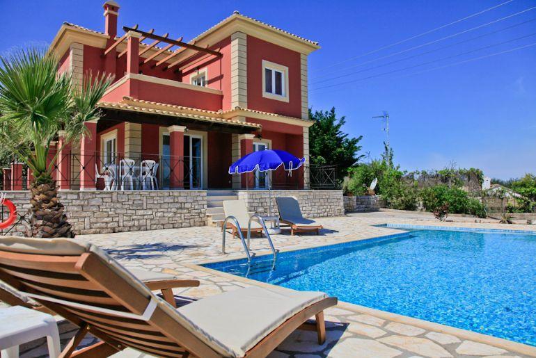 Villa Ioanna 1827 - Image 1 - Agios Stefanos NE - rentals