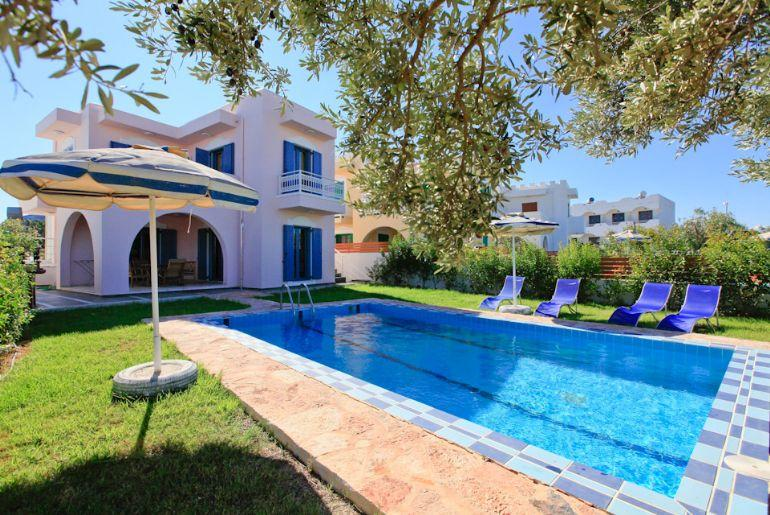 Villa Nisyros 1895 - Image 1 - Kolimbia - rentals