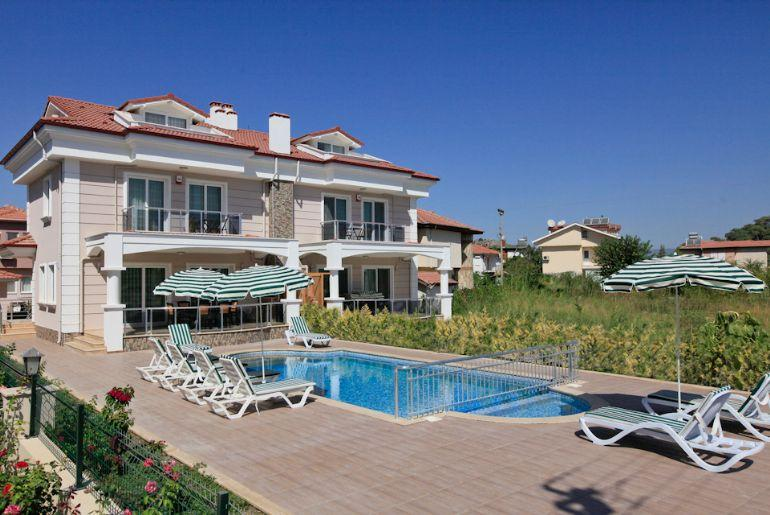Villa Canberk 1998 - Image 1 - Dalyan - rentals
