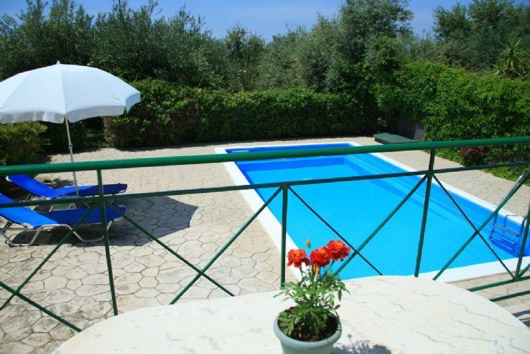 Villa Russa Anna 2019 - Image 1 - Vlachata - rentals