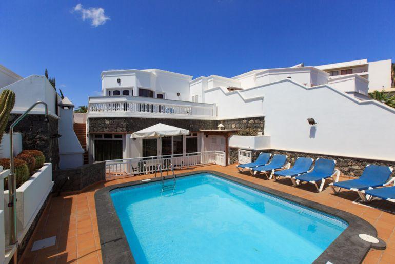 Villa Ramos Uno 2027 - Image 1 - Puerto Calero - rentals