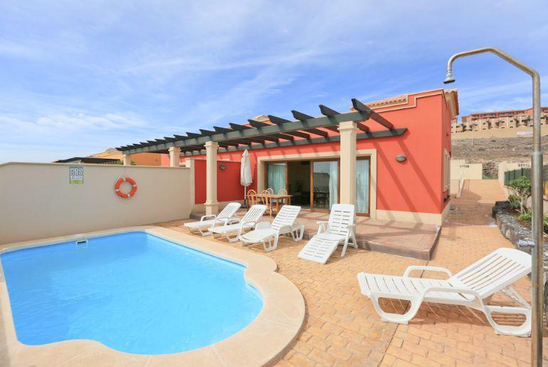 Villa El Castillo 2039 - Image 1 - Fustes - rentals