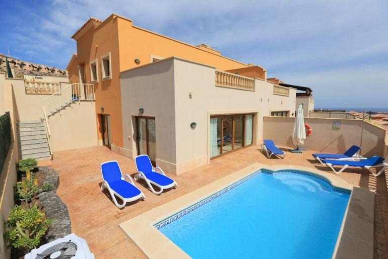 Villa Sol Y Mar 2040 - Image 1 - Fustes - rentals