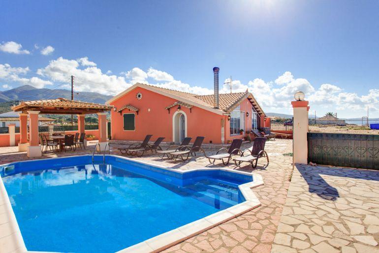 Athanasia Beach House 2077 - Image 1 - Acharavi - rentals
