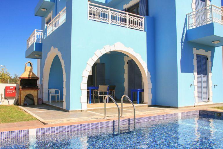 Villa Karpathos 2095 - Image 1 - Kolimbia - rentals