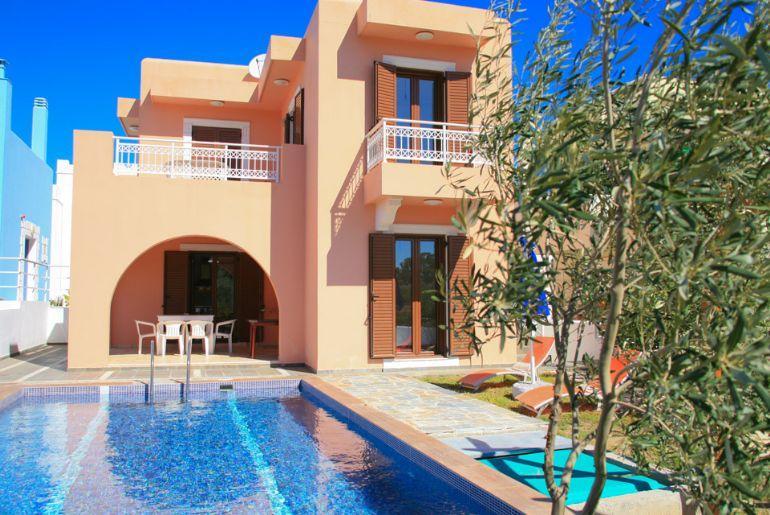 Villa Kassos 2096 - Image 1 - Kolimbia - rentals