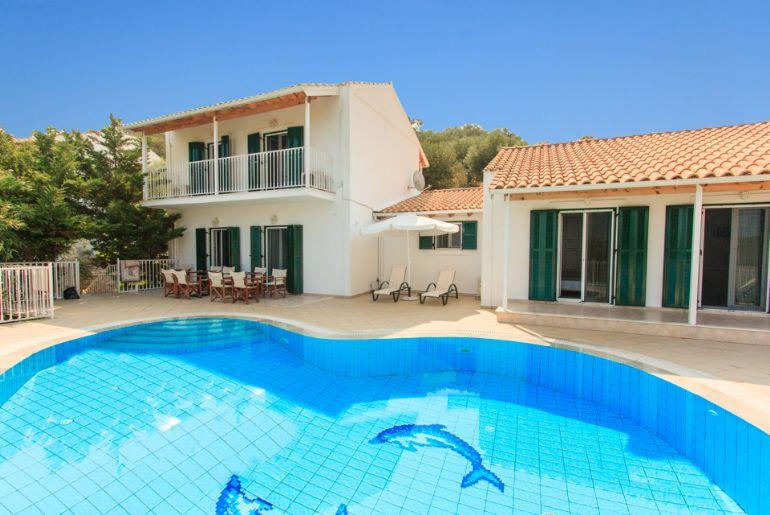 Villa Oneiro 2136 - Image 1 - Kassiopi - rentals