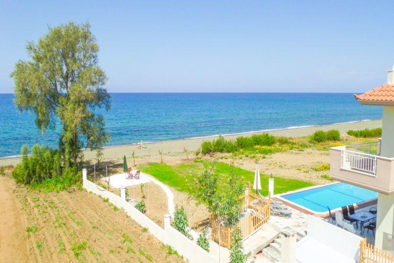 Kalisto Beach Villa 2137 - Image 1 - Nea Dimmata - rentals