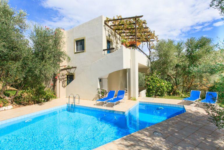 Villa Dimitra 2155 - Image 1 - Chania, Agii Apostoli, Nea Kidonia - rentals